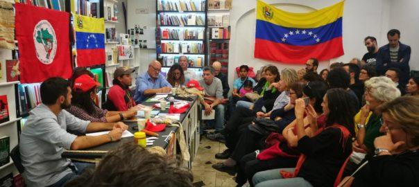 Venezuela participa en Roma en conversatorio en defensa de la región Panamazónica